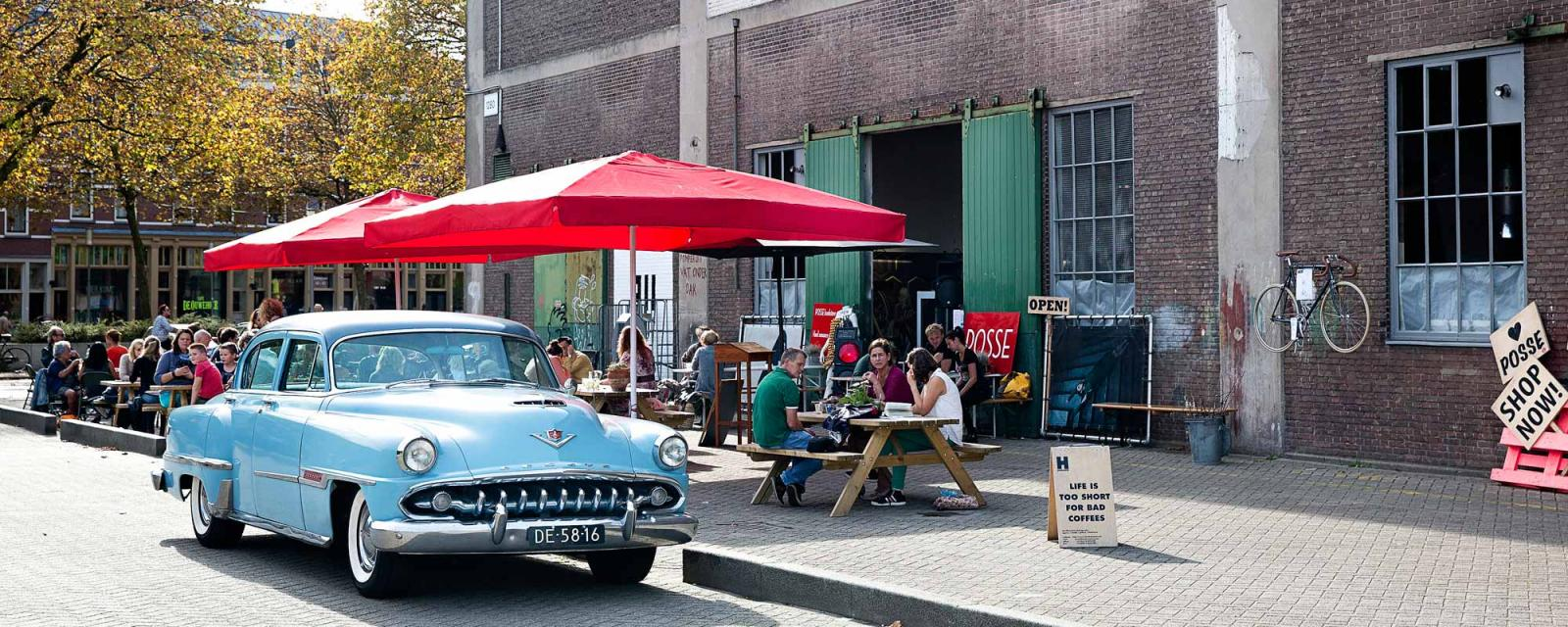 Katendrecht is een leuke wijk in rotterdam cityzapper for Wijk in rotterdam