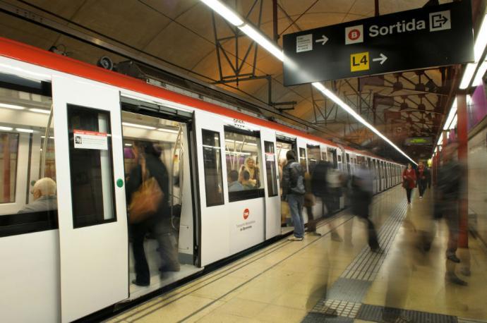Het Openbaar Vervoer In Barcelona Cityzapper