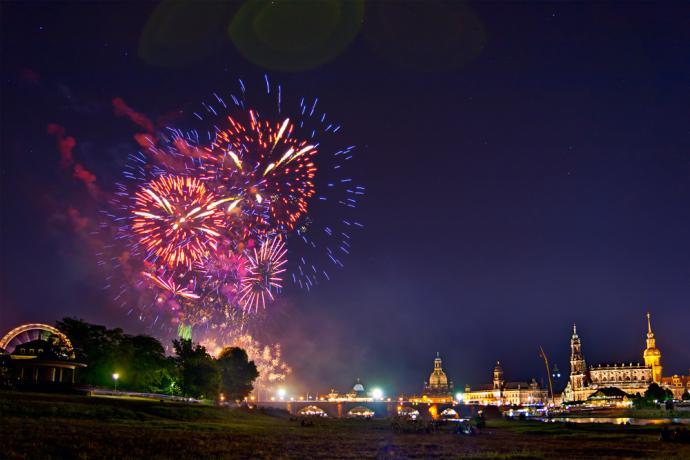 Silvester Feiern In Aachen 2017