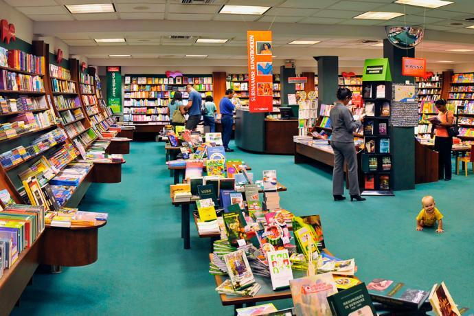 boekhandel houten