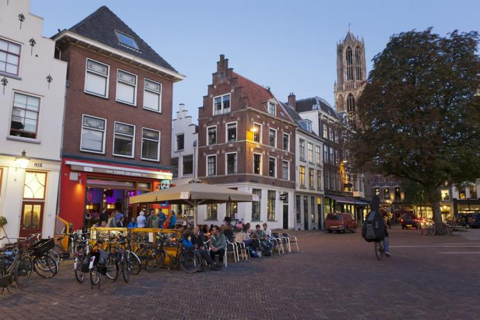 Caf de zaak is een caf in utrecht cityzapper for Cafe de poort utrecht