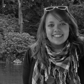 Foto van Bianca van der Ham, hoofdredacteur van CityZapper. Foto: Stefan Marcel Gerard