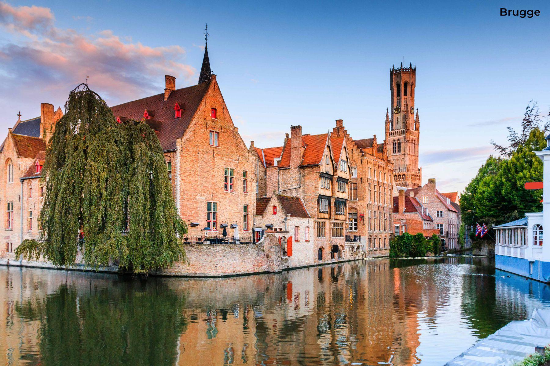 Foto in Brugge Beeld: carmengabriela (iStock)