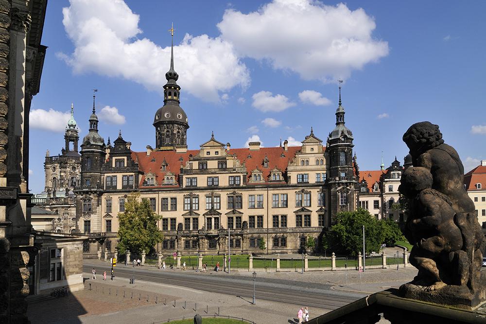 Dresden in Duitsland