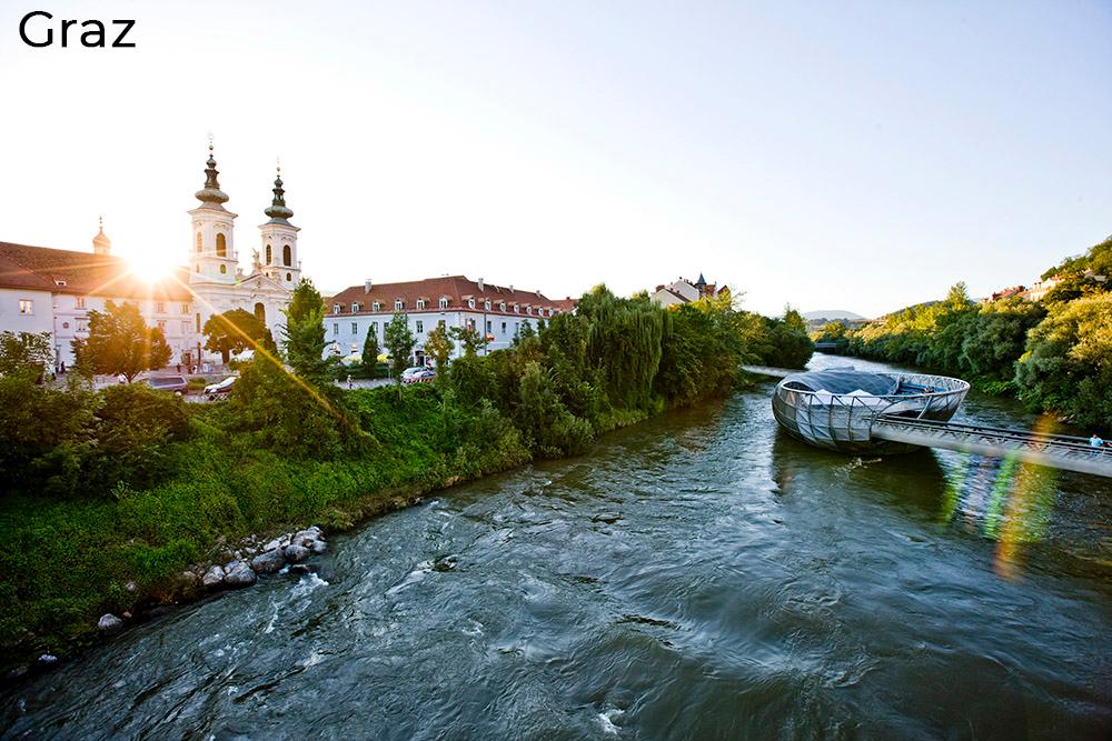 Foto van Graz Beeld: CityZapper