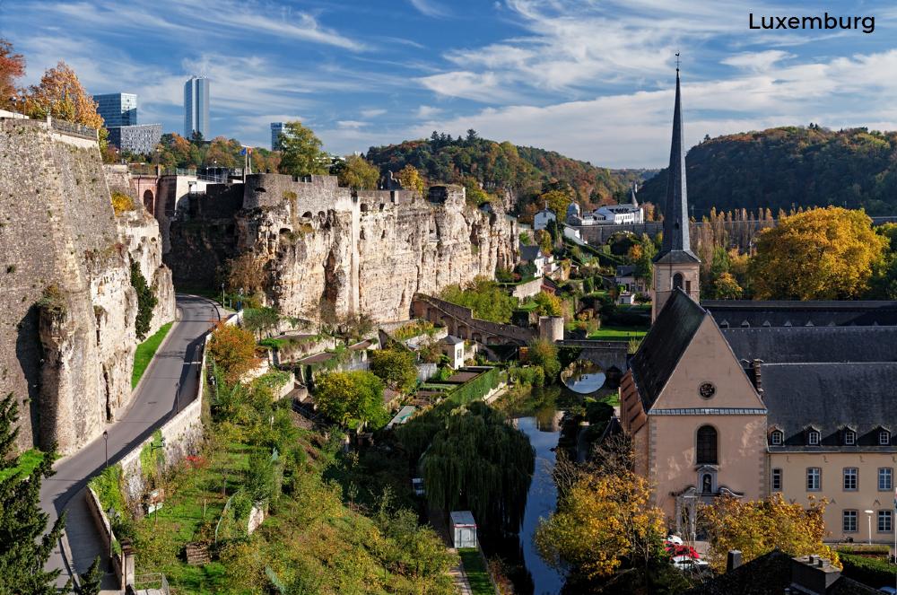 Foto van Luxemburg Beeld: rusm (iStock)