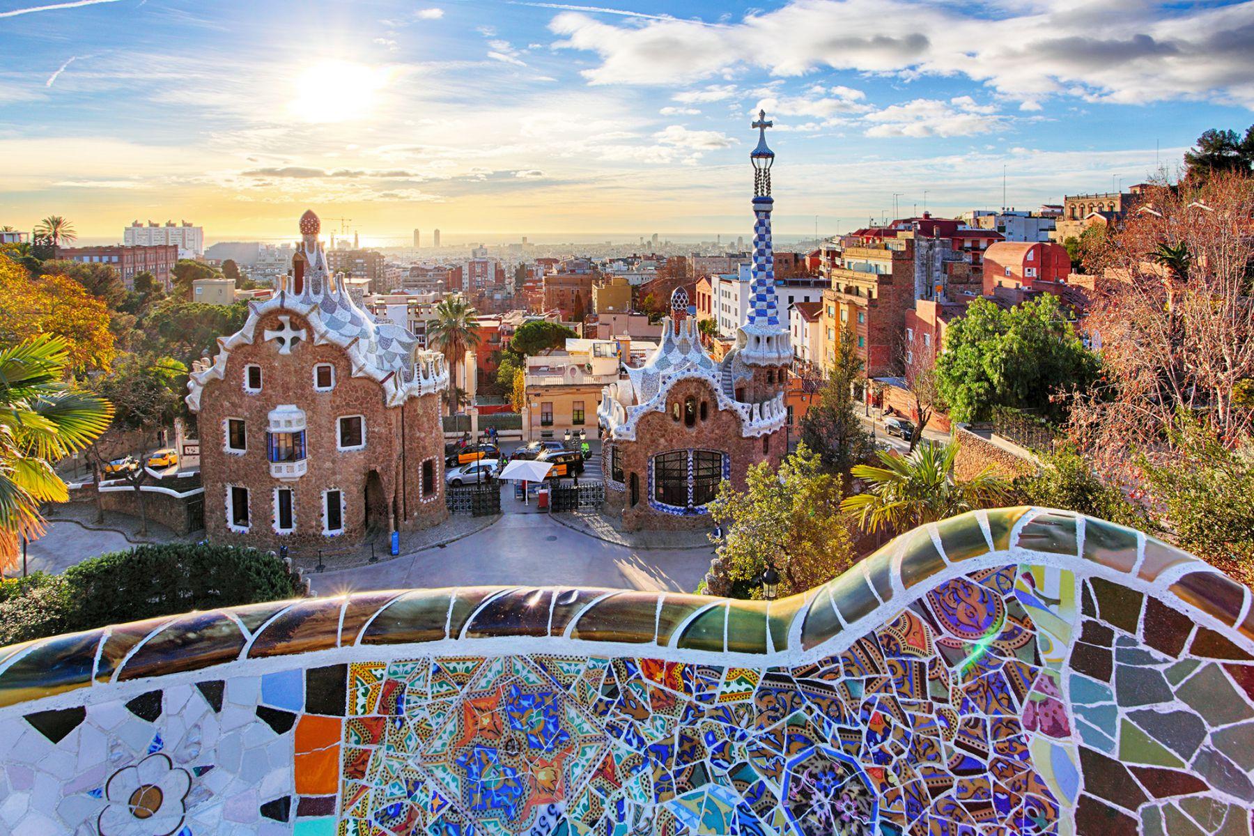 Barcelona in Spanje