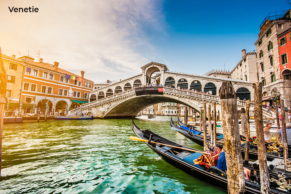 Foto van Venetië Beeld: bluejayphoto (iStock)