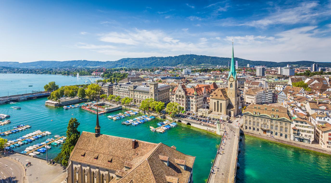 Zürich in Zwitserland