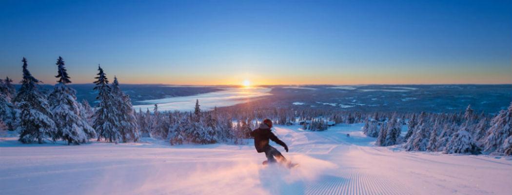 Foto skigebied Trysil