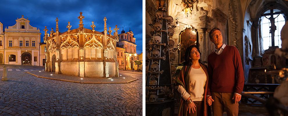 Foto's van Kutna Hora in Tsjechië