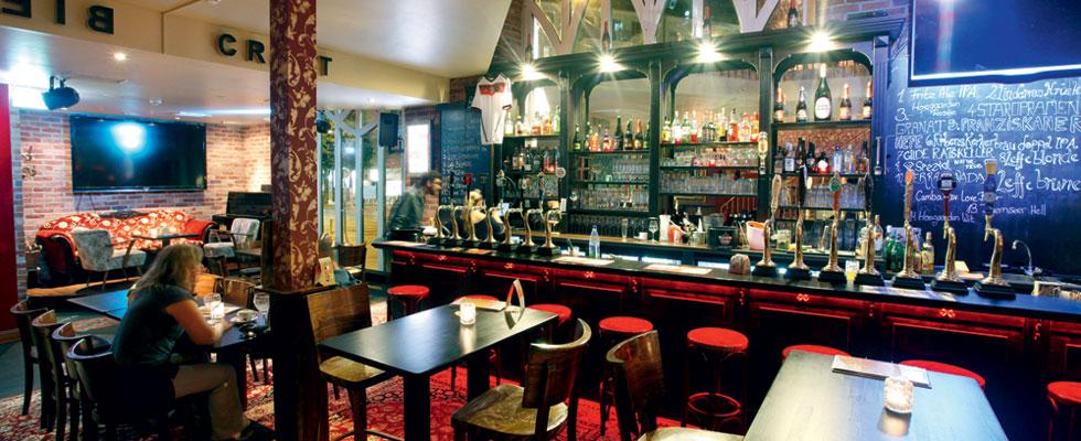 Foto van de bar GIG in Hannover - Foto door GIG Linden