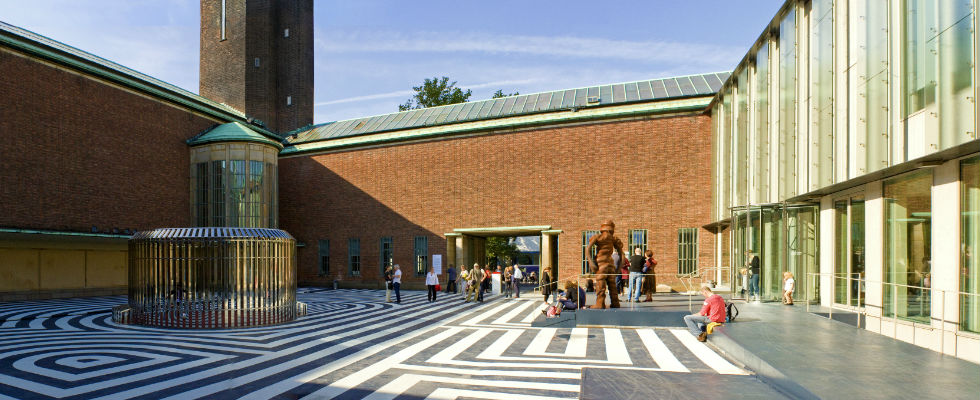 Foto van Museum Boijmans van Beuningen in Rotterdam - photo by Claire Droppert Rotterdam Image Bank