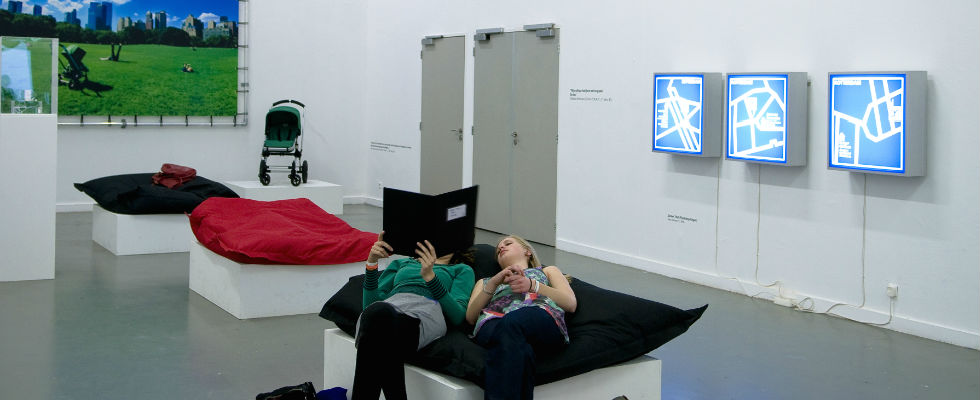Foto van museum TENT in Rotterdam - photo by Daarzijn Rotterdam Image Bank