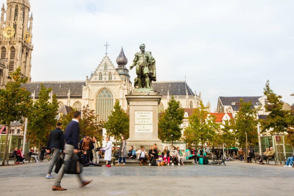 Beeld: Visit Flanders