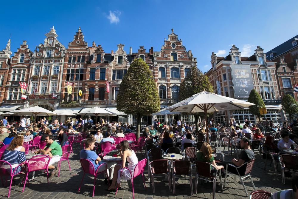 Beeld: Toerisme Leuven