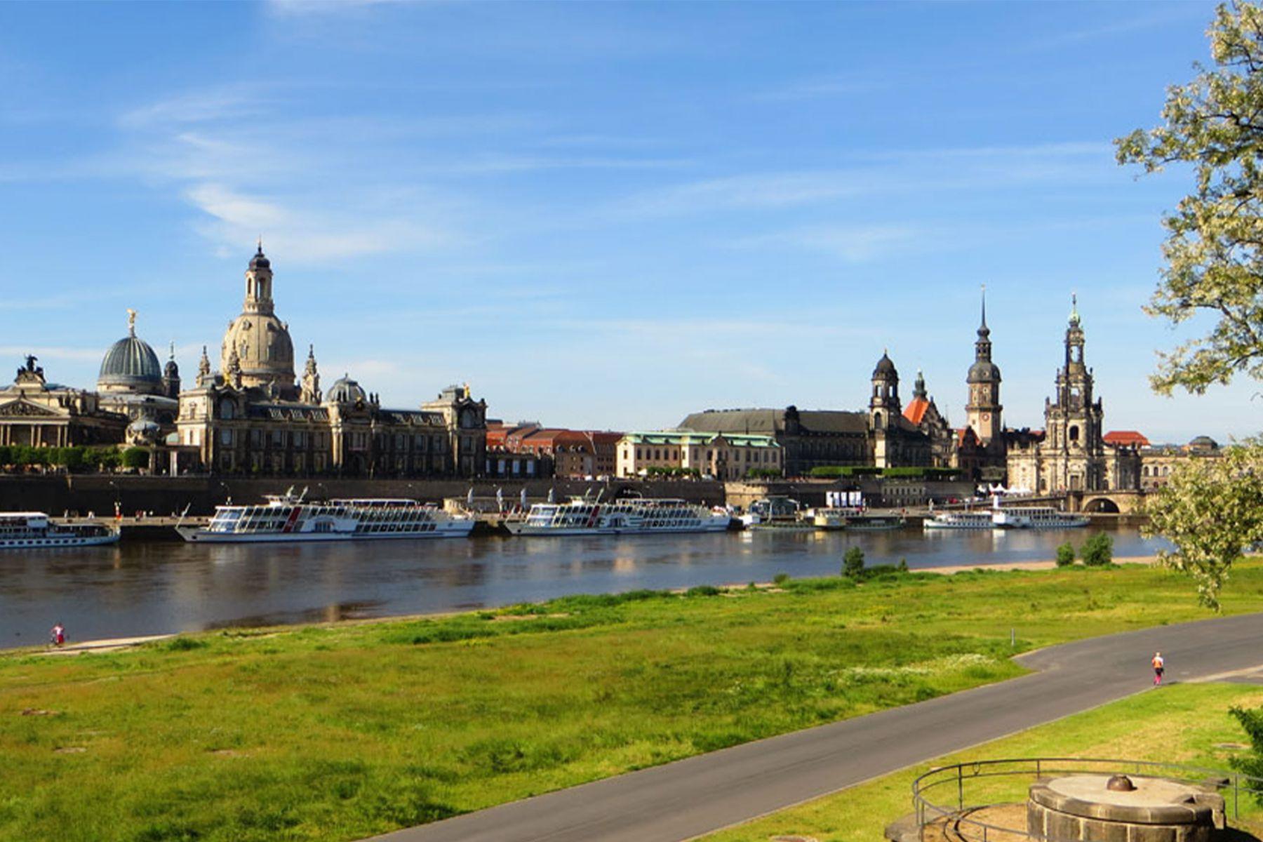 Dresden, het Florence aan de Elbe