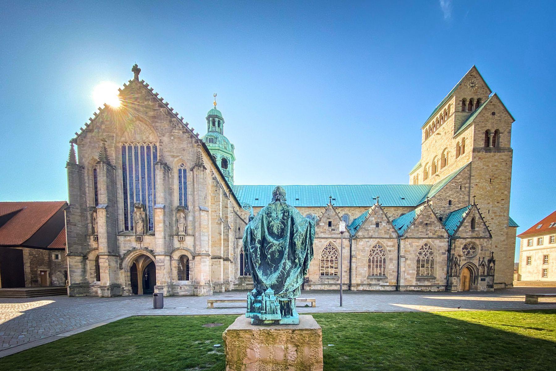 De UNESCO werelderfgoed kerken in Hildesheim
