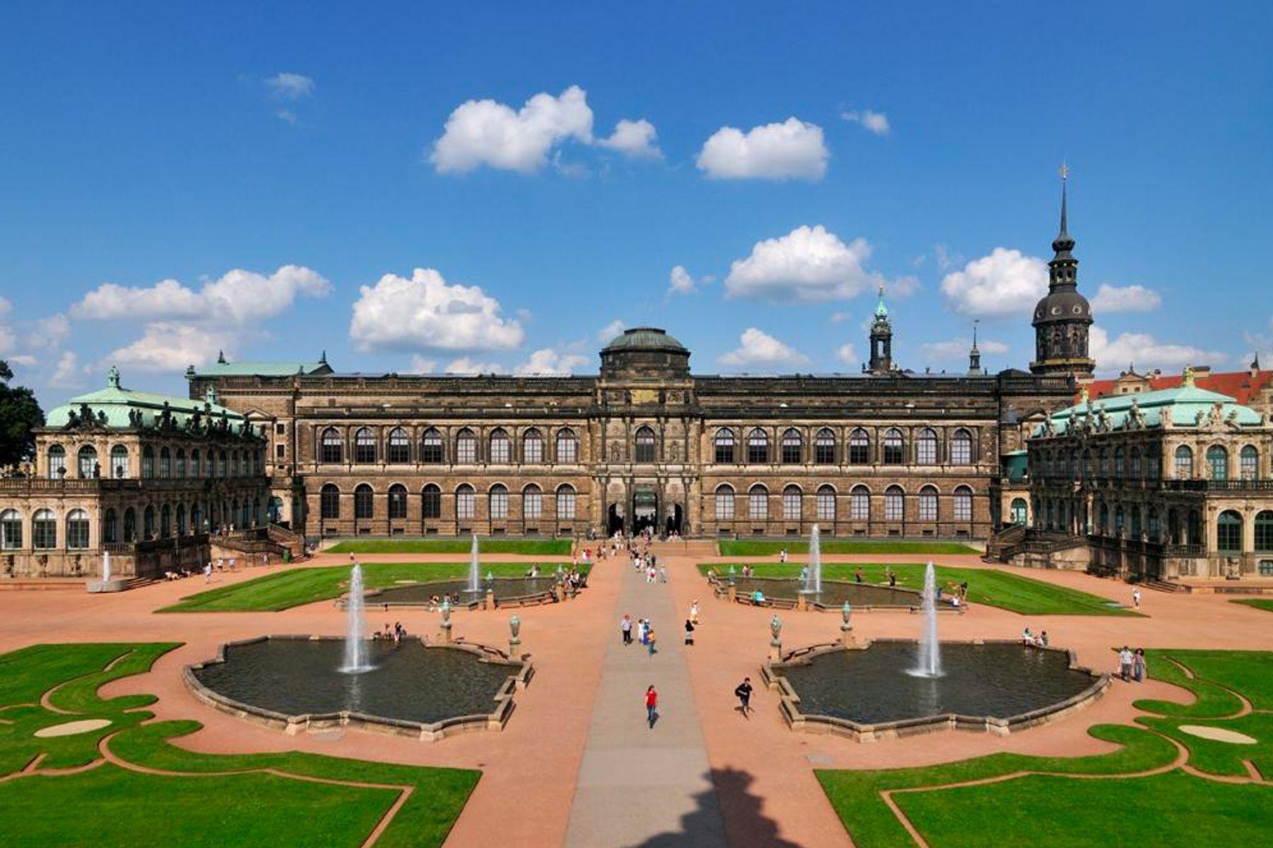 Het Gemäldegalerie Alte Meister
