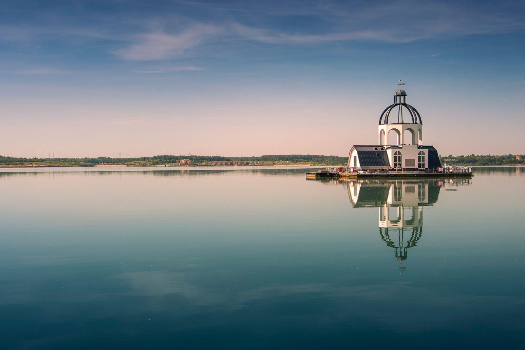 Ontdek de culturele Störmthaler See