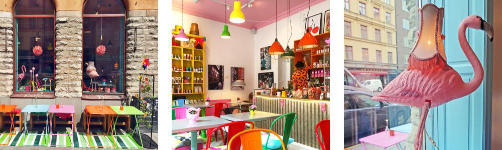 Photo: Cafe Eat With Jonna in Stockholm. Credits: Bianca van der Ham - CityZapper
