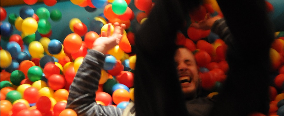 Photo: Ball pit - Credits: Steven Lilley