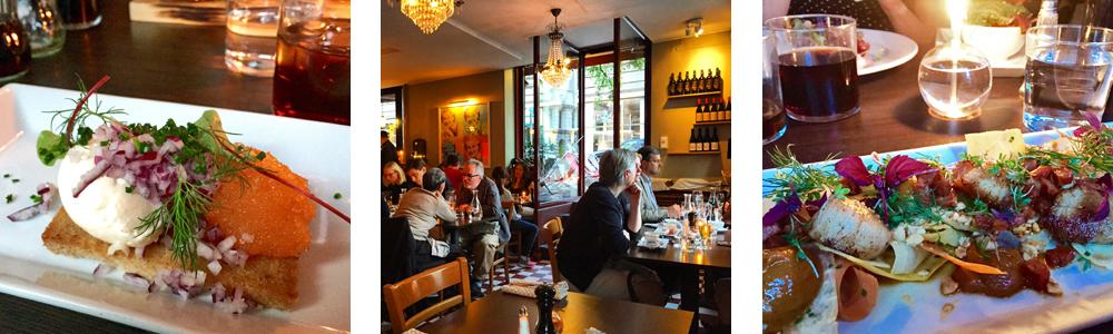 Photo: Restaurant Hjördis in Stockholm Credits: Bianca van der Ham - CityZapper