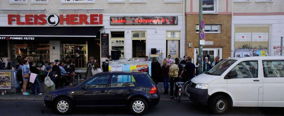 Photo: Butcher's Bar Berlin. Credits: Facebook Butcher's Bar