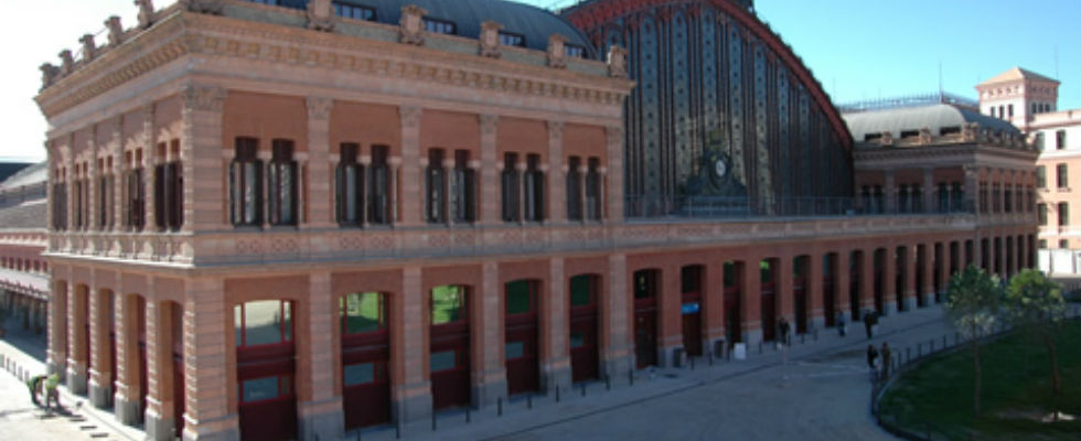 Foto: Station Atocha Credits: Rox SM