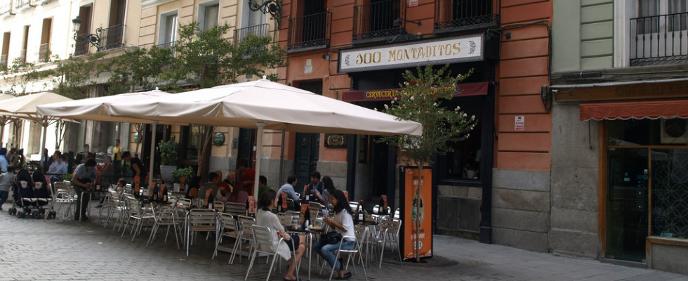 Foto: 100 montaditos in Madrid Credits: Trubble (Flickr) - CC BY-SA 2