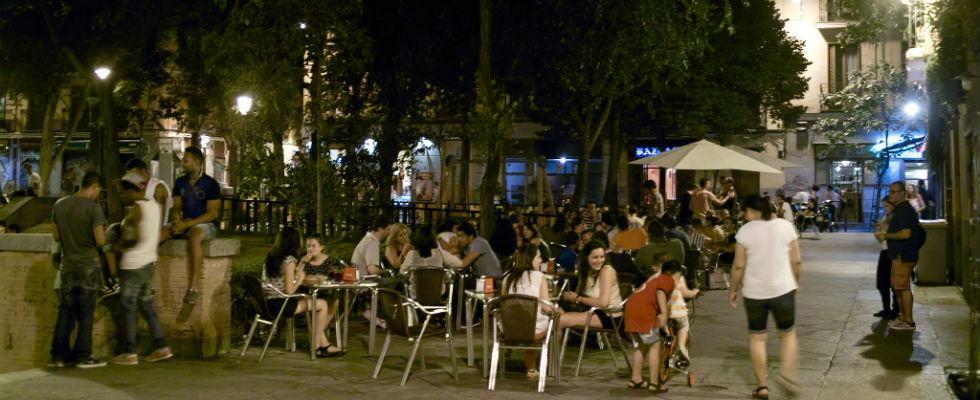 Foto: Madrid wijk malasaña Credits: nicolas vigier (flickr)