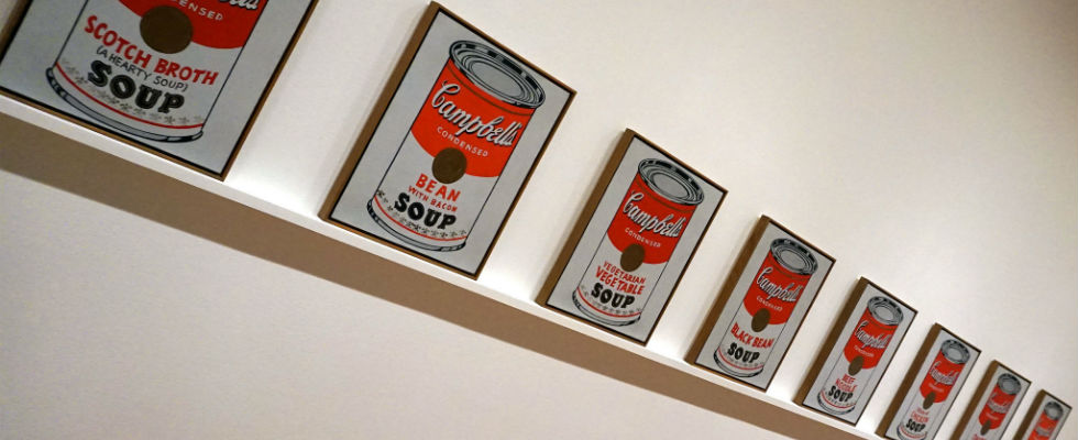 Foto: Warhol art Credits: Matt Kieffer (Flickr) - CC BY-SA 2