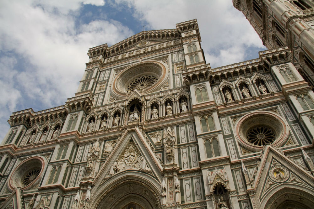 Duomo in Florence Credits: Cleavers (Flickr) - CC BY-ND 2.0