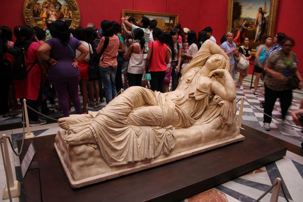 Galeria Uffizi in Florence Credits: Victor R Ruiz (Flickr) - CC BY-SA 2.0,