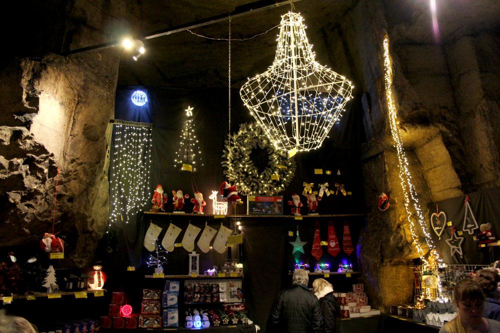 Gemeentegrot Valkenburg kerstmarkt - CityZapper - Lize Rensen