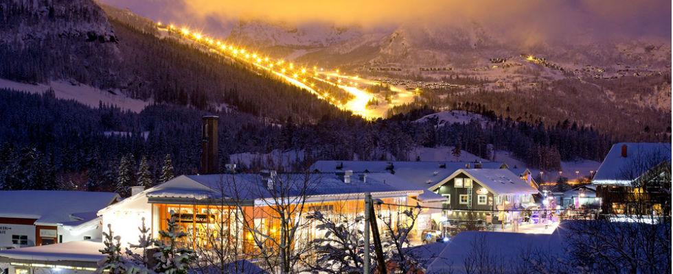 Foto: Centrum Hemsedal in Noorwegen