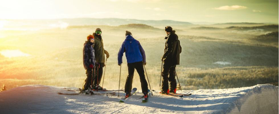 Foto: skigebied Oslo Vinterpark