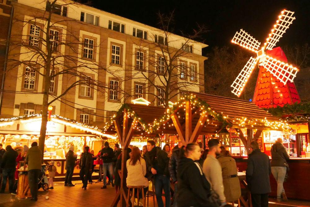 Foto: kerstmarkt Duisburg Credits: Daisy Wubbels - Soetkees