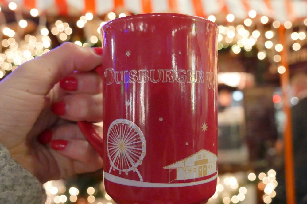 Foto: Duisburger Weihnachtsmarkt mok Credits: Daisy Wubbels - Soetkees