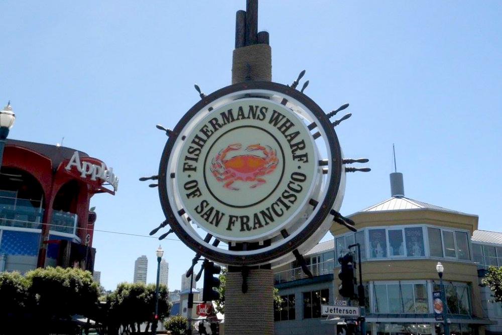 Fisherman's Wharf San Francisco - beeld: CityZapper - Lize Rensen