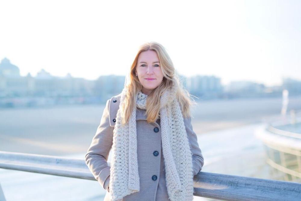 Henriette Bokslag over Den Haag