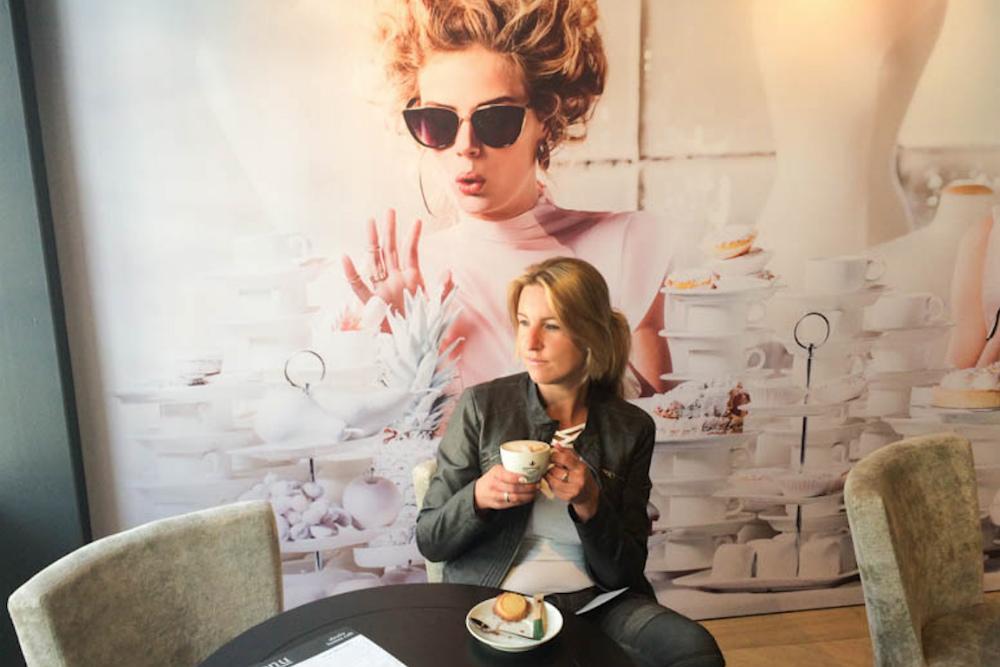 Shoppen in Den Haag - beeld: Henriette Bokslag