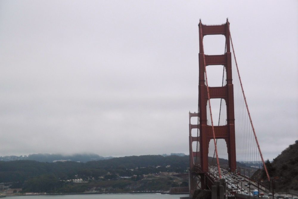 Golden Gate Bridge San Francisco - beeld: CityZapper - Lize Rensen