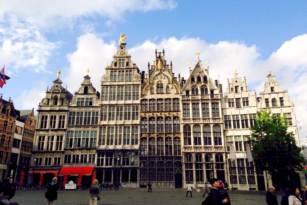 Grote Markt Antwerpen - beeld: Lize Rensen - CityZapper