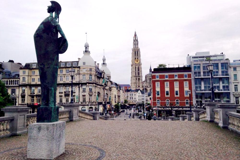 De Schelde Antwerpen - beeld: Lize Rensen CityZapper