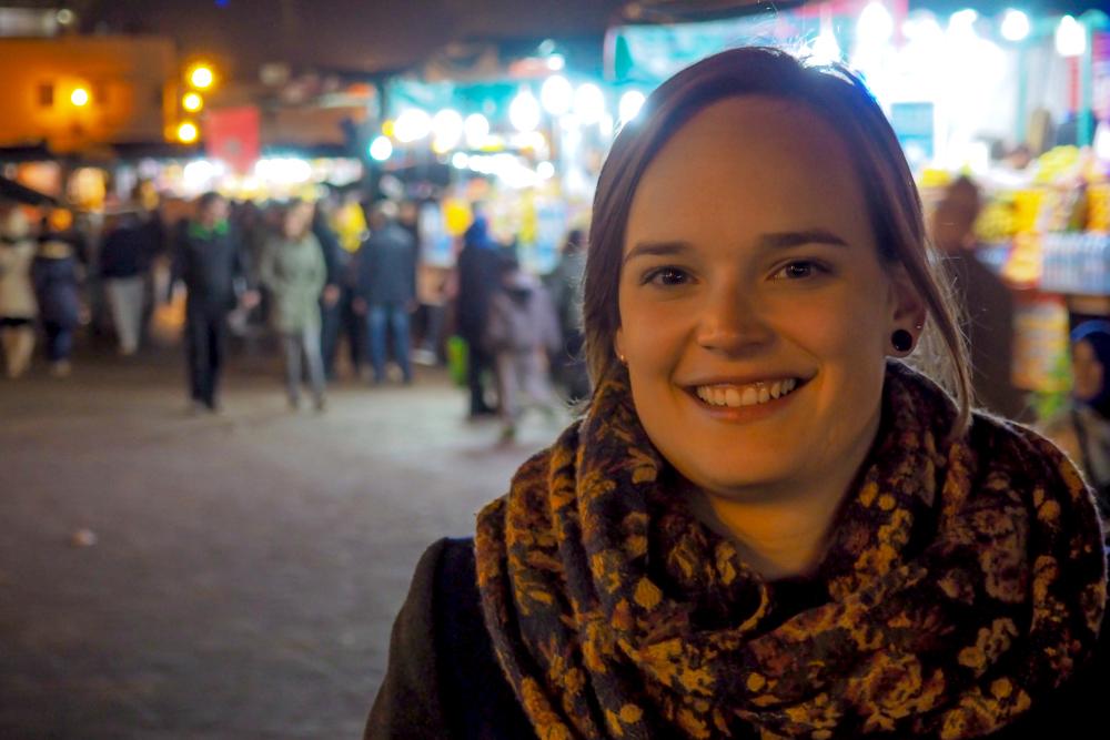 Ellis Aten van Ellis Around The World in Marrakech - beeld: Ellis Aten