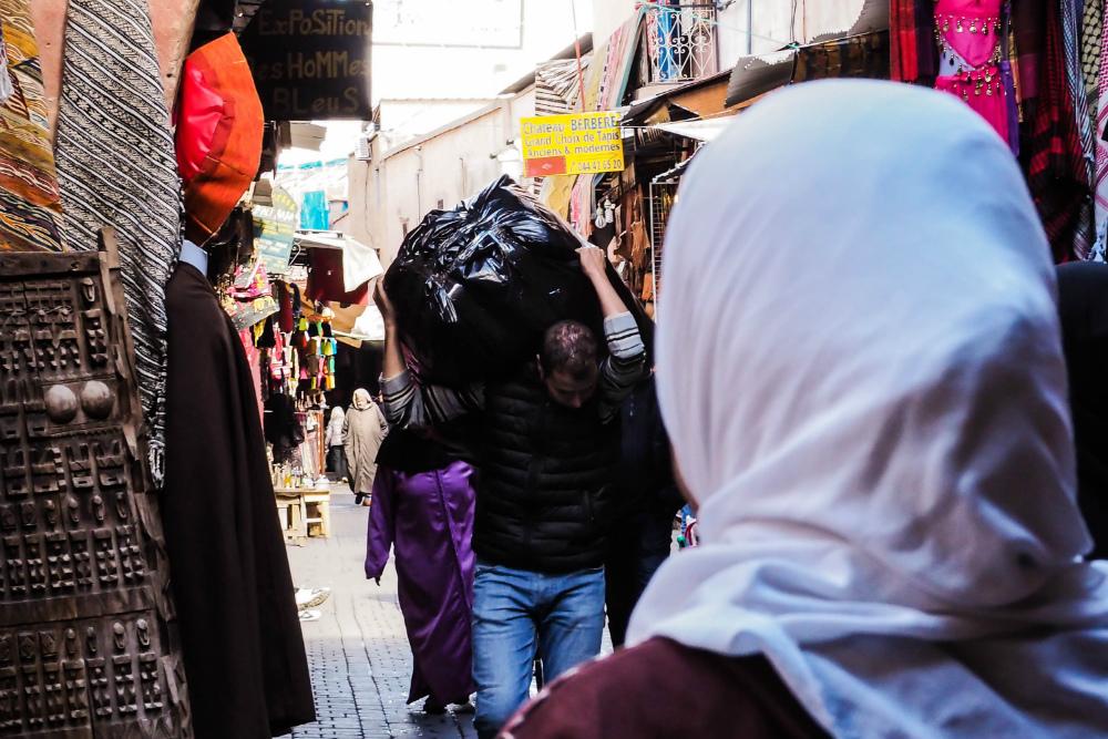 Marrakech - beeld: Ellis Aten