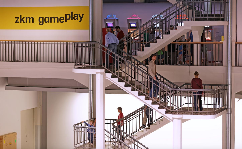 In het Zentrum für Kunst und Medien vindt sinds april de expositie ZKM_Gameplay plaats waar je alles leert over de invloed van games in onze huidige samenleving