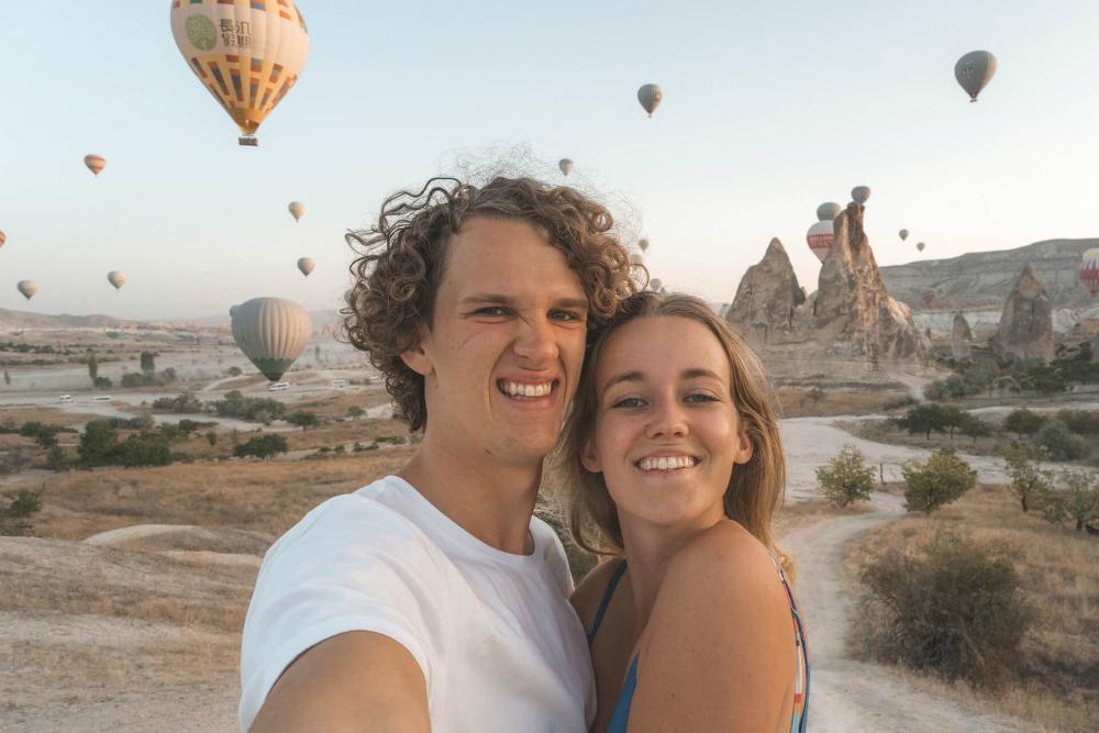Beeld: Hannah en Nick