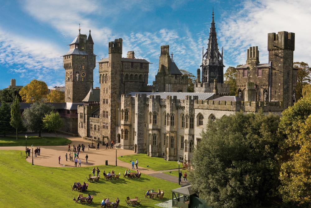 Beeld: Visit Cardiff
